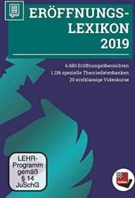Chessbase Eröffnungslexikon 2019 (deutsch) (PC)
