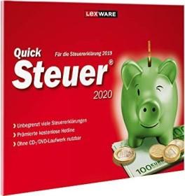 Lexware QuickSteuer 2020, FFP (German) (PC) (06810-0073)