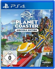 Planet Coaster (PS4)