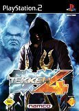 Tekken 4 (English) (PS2)