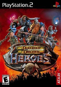 Dungeons & Dragons - Heroes (niemiecki) (PS2)