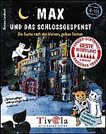 Tivola: Max und das Schloßgespenst, ab 4 Jahren (de, en, fr) (PC+MAC)