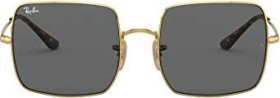 Ray-Ban RB1971 Square 1971 Classic 54mm gold/dark grey classic (RB1971-9150B1)