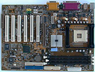 ENMIC 4BBX+, i845 (SDR)