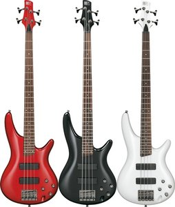 Ibanez SR300 Electronic Bass/4-string
