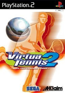 Virtua Tennis 2 (English) (PS2)