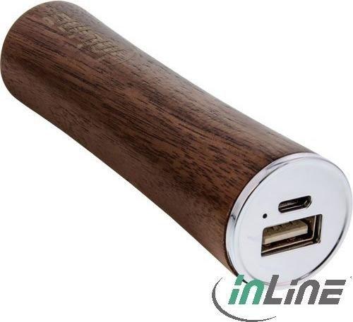 InLine Woodpower 3000mAh (01479)