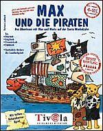 Tivola: Max und die Piraten, ab 4 Jahren (de,en,fr,türk.) (PC/MAC)