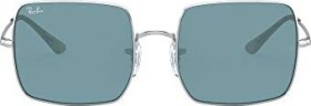 Ray-Ban RB1971 Square 1971 Classic 54mm silver/azure-blue gradient (RB1971-919756)