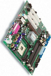 Fujitsu D1562-A, i865G [dual PC-3200 DDR]