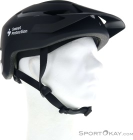 Sweet Protection Ripper MIPS Helm matte schwarz (845106-MBLK)