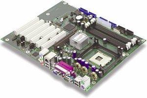 Fujitsu Premium D1567-A/D1567-C, i865G (dual PC-3200 DDR)