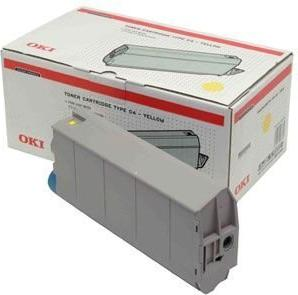 OKI 41963005 Toner yellow -- via Amazon Partnerprogramm