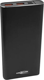 Ansmann Powerbank 15Ah Type-C 18W PD anthracite (1700-0114)