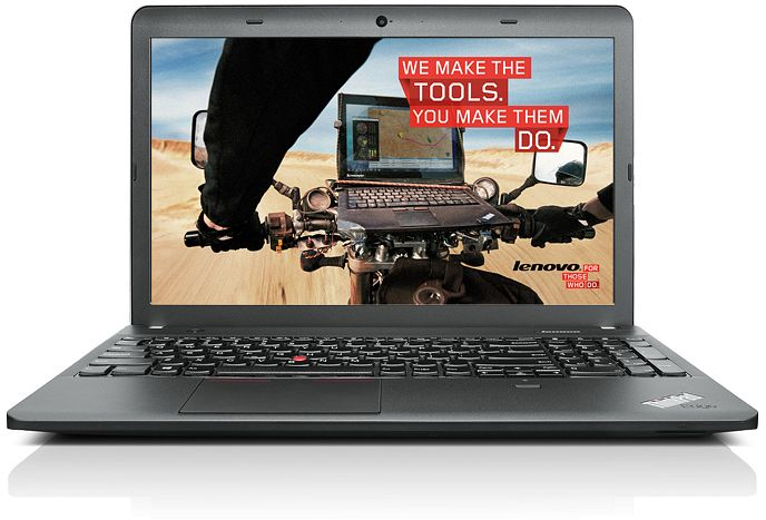 Lenovo ThinkPad Edge E540, Core i3-4000M,  4GB RAM, 500GB HDD (20C60041GE)