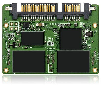 Transcend Half-Slim SSD 8GB, SATA (TS8GSSD25H-S)