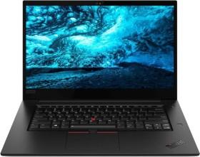Lenovo ThinkPad X1 extreme G2 Black Weave, Core i7-9750H, 16GB RAM, 512GB SSD, GTX 1650 Max-Q, smart card, IR-Camera, LAN adapter, 3840x2160 (20QV000WGE)