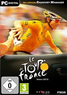 Pro Cycling manager: Le Tour de France 2012 (English) (PC)