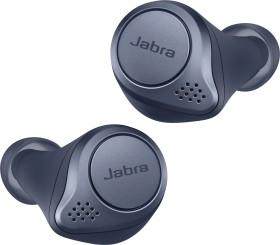 Jabra Elite Active 75t Wireless Charging Navy (100-99093000-60)