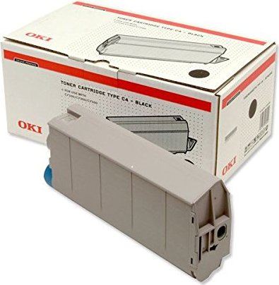 OKI 41963008 Toner schwarz -- via Amazon Partnerprogramm