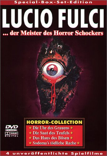 Lucio Fulci Box -- via Amazon Partnerprogramm