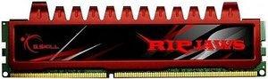 G.Skill RipJaws DIMM 4GB, DDR3-1600, CL9-9-9-24 (F3-12800CL9S-4GBRL)