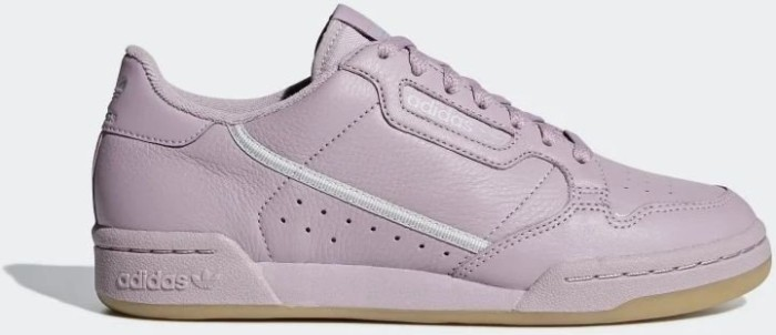 adidas Continental 80 pink/grey one/grey two (ladies) (G27719)