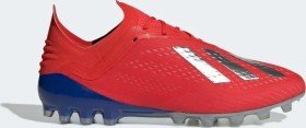 adidas X 18.1 AG active red/silver met/bold blue (men) (F36087)