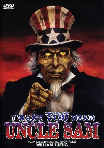 Uncle Sam - I want you dead -- via Amazon Partnerprogramm