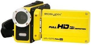 Easypix WDV5270 Full HD Lagoon gelb