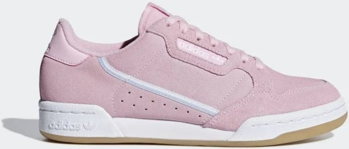 adidas Continental 80 true pink/periwinkle/ftwr white (ladies) (G27720)