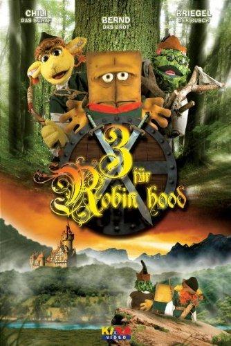 Bernd das Brot - Drei für Robin Hood -- via Amazon Partnerprogramm