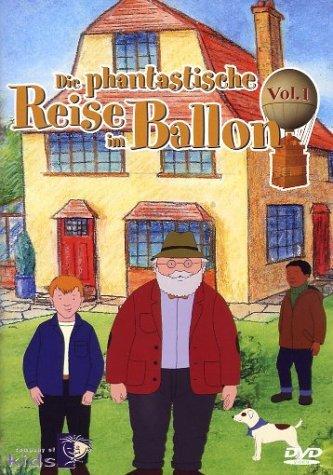 Die phantastische Reise im Ballon Vol. 1 -- via Amazon Partnerprogramm