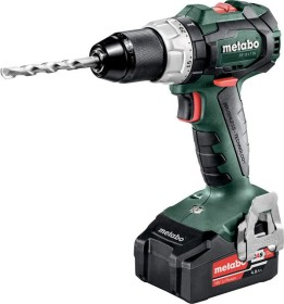 Metabo BS 18 LT BL cordless screw driller incl. case + 2 Batteries 4.0Ah (602325510)