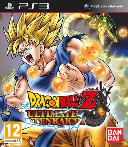 Dragonball Z - Ultimate Tenkaichi (German) (PS3) -- via Amazon Partnerprogramm