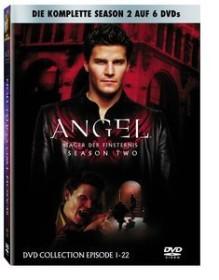 Angel - Jäger der Finsternis Season 2 (DVD)