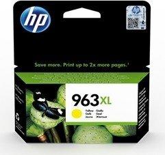 HP Tinte 963 XL gelb (3JA29AE)