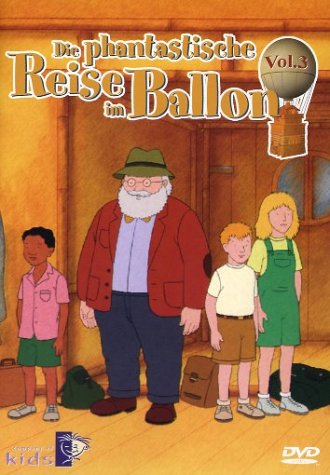 Die phantastische Reise im Ballon Vol. 3 -- via Amazon Partnerprogramm