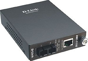 D-Link DMC-515SC, 100Base-TX to 100Base-FX