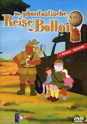 Die phantastische Reise im Ballon Vol. 4 -- via Amazon Partnerprogramm