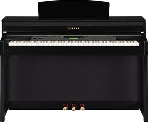 Yamaha Clavinova CLP-480PE black-high gloss