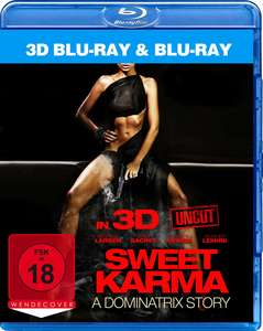 sweet Karma - A Dominatrix Story (3D) (Blu-ray)