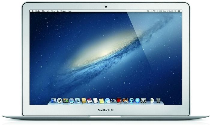 "Apple MacBook Air 13.3"" - Core i5-3427U,  4GB RAM, 128GB SSD (MD231D/A) [Mid 2012]"