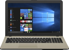 ASUS VivoBook 15 X540NA-GQ052T chocolate Black, UK