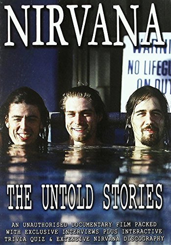 Nirvana - The Untold Stories -- via Amazon Partnerprogramm