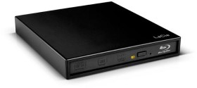 LaCie 6x Blu-ray, USB 3.0, schwarz (9000281)