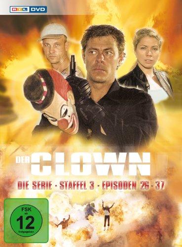 Der Clown Staffel 3 -- via Amazon Partnerprogramm