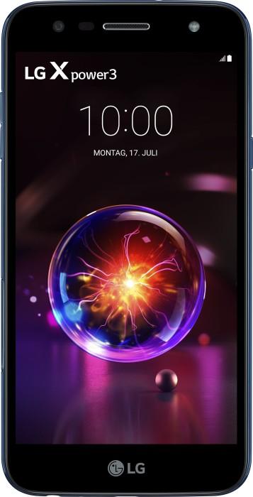 LG Electronics X Power 3 LMX510EW blau