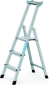 Zarges Z600 aluminum riveted household ladder 3 stages (41223)