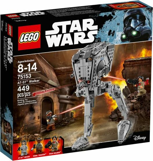 LEGO Star Wars Rogue One - AT-ST Walker (75153)